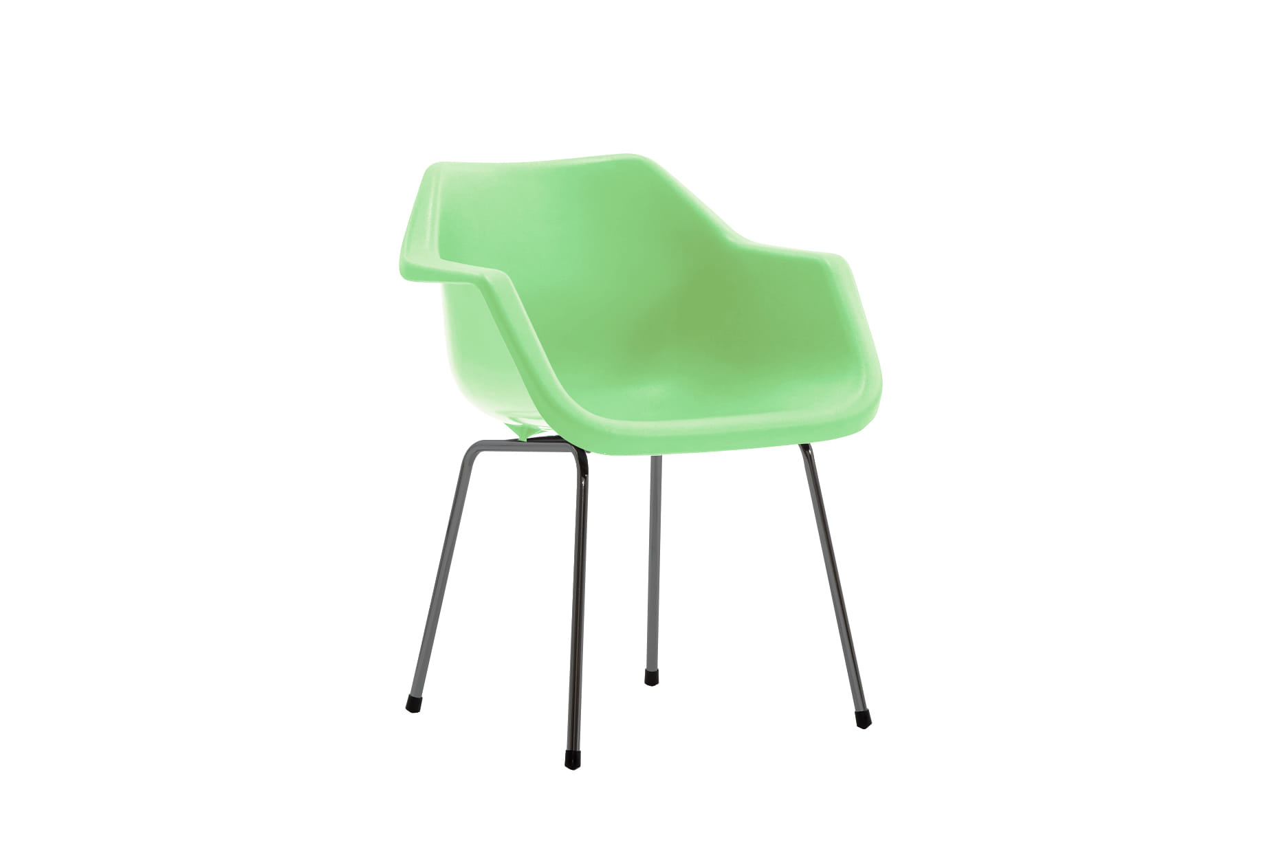 (주)도이치[BRITISHER] armchair by Robinday 1967 / black leg / Special Edition _English green for BRITISHER